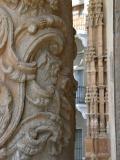 Deatllede la arquitectura de la Iglesia Santiago en Orihuela