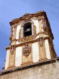 Torre-campanario del Colegio Santo Domingo en Orihuela