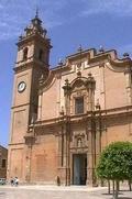 Iglesia parroquial. Foyos (oficialmente y en valenciano Foios)