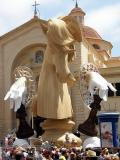 Representaciones de las Hogueras de San Juan en Alicante