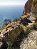 Mar y Serra Gelada en su entorno natural