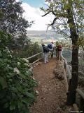 Caminos del Parque Natural el Carrascal de Font Roja en Ibi