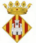 Representación del Escudo de Castellón de la Plana