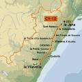 Carretera que comunica a Castellón