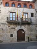 Vista  de la Casa de la Cultura de Alcalá de Chivert