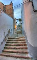 Escaleras y callejones de Segorbe