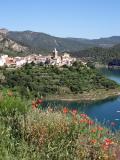 Vista de la Pobla d'Arenós