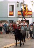 Celebraciones taurinas en Chilches