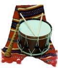 Instrumentos musicales característicos de Tales