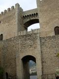 Puertas de el castillo de Morella
