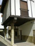 Galerias y trayectos por el pueblo de Morella