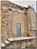 Portal y murallas de Morella