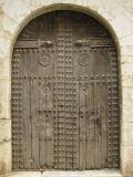 Puerta gòtica de l'església de l'Assumpció de Traiguera