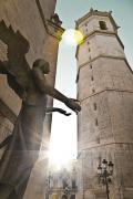 Castelló i els seus imponents edificis medievals