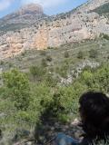Servicios y prestacones en los senderos de Peñagolosa