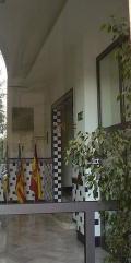 Interior de la Casa de a Caridad de la ciudad de Valencia