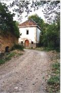 Vista de l'ermita de la Mare de Déu del Rosel