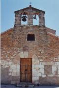 Fachada principal de la  Iglesia de la Inmaculada Concepción