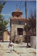 Iglesia de Santa Bárbara, Mas del Olmo, Ademuz