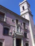 Antiguo convento de San Vicente y actual museo de la fiesta en Agemesí