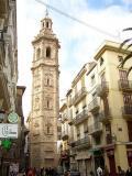 Torre de l'Església Santa Caterina, València