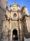 Vista de la Puerta de los Hierros, Valencia