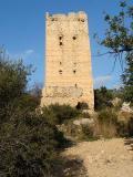 Torre de el Castillo de Aledua, Llombay