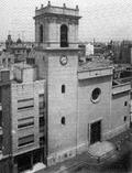 Iglesia parroquial dedicada a Ntra. Sra. de los Angeles Mislata