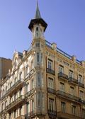 Edificios modernistas de Valenca: Casa Sancho