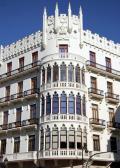 Vista de la Casa Suay, València
