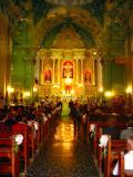 Vista de la Iglesia de Nuestra Señora de los Ángeles