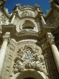 Puerta principal de la Catedral de Valencia