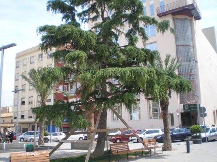 plaza de Sagunto