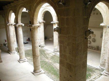 Palacio del Almudin en Játiva