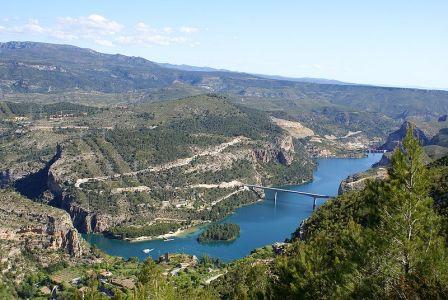 Paraje natural Muela Cortes de Pallas