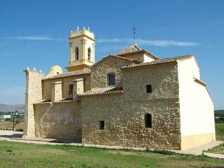 Visitando Guadasequies, ermita de la Esperanza