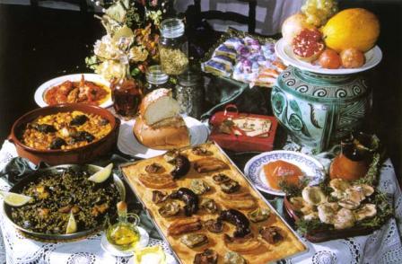 Gastronomia de la Vall d'Albaida